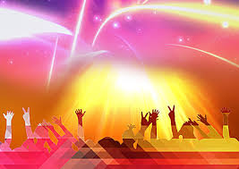 Cool Poster Background Cool Flat Festival Background Image For