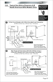2 pole gfci breaker 2 pole breaker wiring diagram hot tub electrical 2 pole gfci breaker 2 pole breaker wiring diagram hot tub electrical inside remarkable of diagram