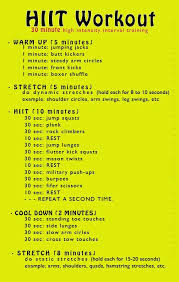 20 hiit weight loss workouts that will shrink belly fat i 3 fitness workout hiit and fitness
