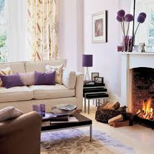 Outstanding Purple Living Room Accessories Contemporary - Best .