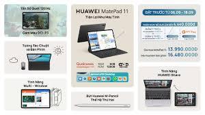 Còn 5 ngày để sở hữu máy tính bảng Huawei MatePad 11 và M-Pencil