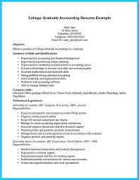 Where To Get A Resume Made Accounting Student Resume Here Presents How The Resume Of Accounting
