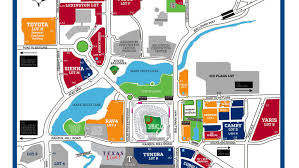 Rangers Park Seating Chart What Rangers Fans Need To Know About Parking At Globe Life