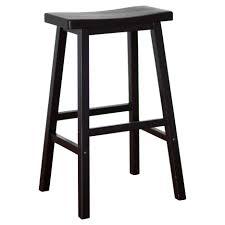 white backless bar stools. Astonishing Furniture Unique Dark Wood Backless Bar Stools With Tile Stool White