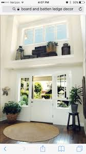 Love the big window and ledge!