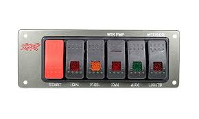 replacement parts and accesories k r performance engineering standard switch panel
