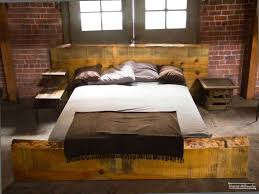 Industrial Bedroom Furniture Lovely Rustic Industrial Bedroom Bed Panda 39  S House