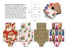 Оригинальные новогодние упаковки своими руками