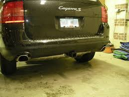 rack attack gallery vancouver vehicle hitch installs porsche cayenne 2007 trailer hitch installation vancouver