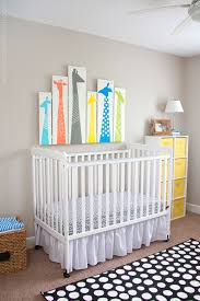 diy giraffe wall art for nursery or kid room make it and love