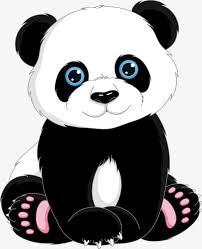 cute cartoon panda cute clipart cartoon clipart panda clipart png image and clipart