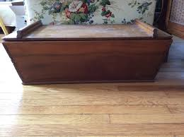 is poplar good for furniture. poplar dough box angled dovetailed sides good condition 350 estimated value is for furniture