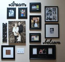 Wall Picture Frame Collage Template Decor Ideas Triple x. Wall Picture  Frames Set Photo Frame White Arrangement Ideas. White Wall Picture Frames  Set ...