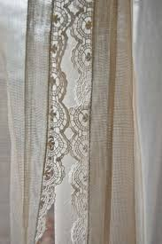 Lace Window Treatments Best 25 Net Curtains Ideas On Pinterest Lace Curtains White