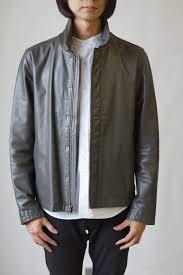armani exchange jacket genuine leather