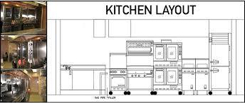 Wonderful Restaurant Kitchen Equipment Layout Arf Financial Intended Design Inspiration