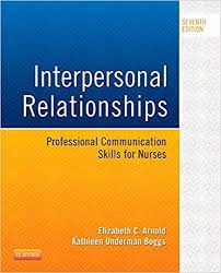 Interpersonal Relationships Interpersonal Relationships Professional Communication