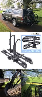 Perfect bike rack for your Toyota Tacoma. Versatile platform hitch ...