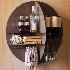 Kitchen Wine Rack Wall Wine Bar Wall Wine Rack Uncommongoods