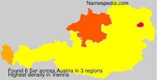 Sar - Names Encyclopedia