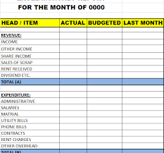 Sales Monthly Report Excel Monthly Report Template Excel Word Templates