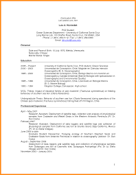 Resume Objective For Phd Application Sample Resume Objective For Phd Application Danayaus 15