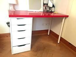 ikea office drawers. Ikea Red Desk Office Drawers White  High Gloss Ikea Office Drawers U