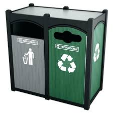 outside trash cans out door trash cans optional hinged flap doors available please contact us for