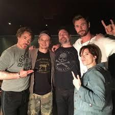 Robert Downey Jr Gets A New Avengers Tattoo Peoplecom