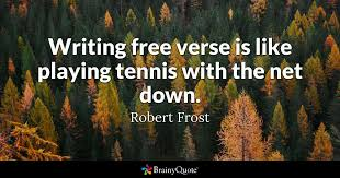 Image result for free verse