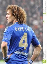Portrait David-Luiz redaktionelles foto. Bild von junge - 27347661