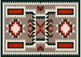 navajo border designs. Navajo Pattern Carpet Vector Design Border Designs