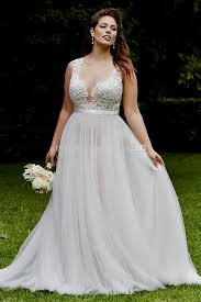 Plus Size Lace Wedding Dress Naf DressesPlus Size Wedding Dress Styles