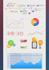 Infographic Psd Template Graphics Creative Infographic