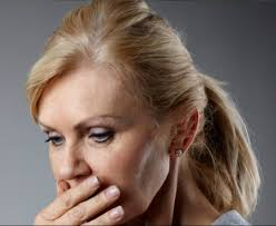 are you experiencing a dry mouth in perimenopause