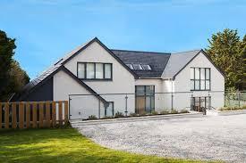 Modern chalet bungalow plans self build
