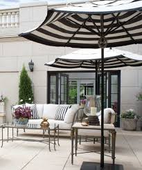 how to weight down a patio umbrella