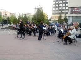 Курян приглашают на «Танцующий город»