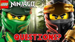Ask Me NINJAGO SEASON 11 Questions! 👍 - YouTube