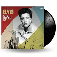 <b>ELVIS PRESLEY</b>- <b>MERRY</b> CHRISTMAS BABY - LP | Elvis Presley ...