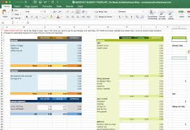 Excel Budget Examples 008 Template Ideas Sample Of Excel Budget Templates