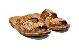 Hawaii Moses Unisex Rubber Slide On Jesus Sandal Slippers