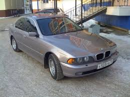 BMW 5 Series bmw 5 series 2000 : Used 2000 BMW 5-series Photos