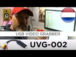 USB <b>адаптер</b> видео-захвата (<b>UVG</b>-<b>002</b>)