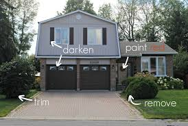 paint garage doorDoor Tixeretne It Was A Simple Matter Of Painting The Garage Doors
