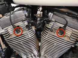 Harley Davidson Sportster Evolution Spark Plugs Replacement