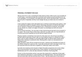 University Personal Statement Examples Personal Statement How Ukec International