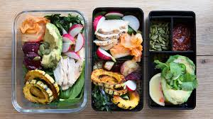 Healthy Lunch Bento Box Ideas - Bon Appétit   Appetit