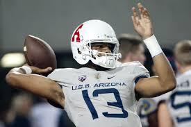Arizona Football Depth Chart Brandon Dawkins Khalil Tate