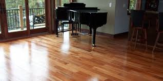 Bamboo flooring has started to gain popularity as an alternative to  hardwood flooring. Bamboo is just as sturdy and durable but it is less  expensive and ...